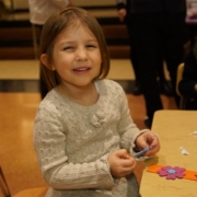 mitzvah day, young families