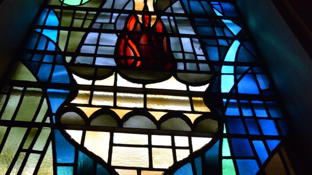 sanctuary, glass, lowenstein