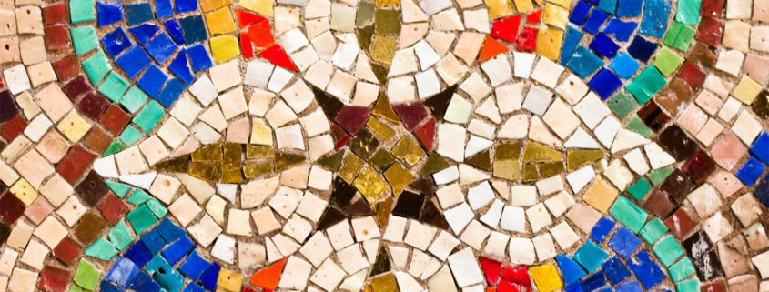 sanctuary, mosaic