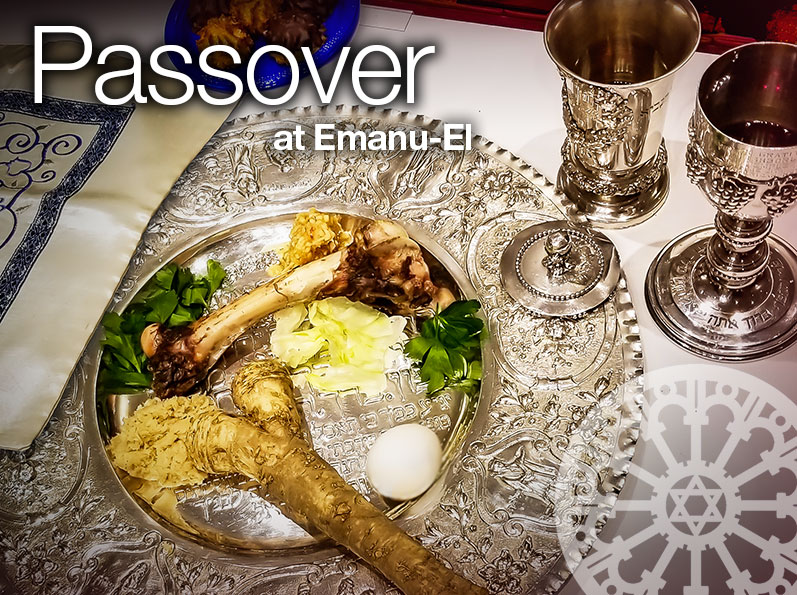 Passover at Emanu-El - Temple Emanu-El